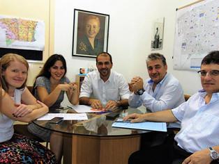 Macri lo hizo: unidad de concejales para frenar la crisis