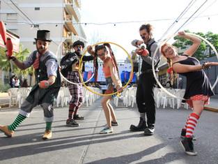 San Martín:festejos por la Semana de la Tradición