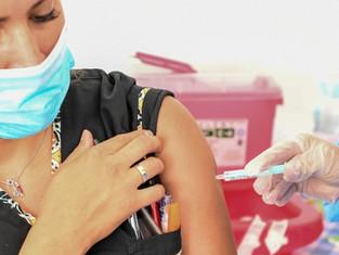 San Fernando: intenso plan de vacunación contra el COVID