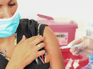 COVID: semana con altísima llegada de vacunas