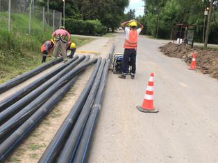 Macri no cumplió, sin embargo, Barrio Parque tendrá agua potable