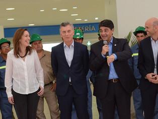 Un Macri rescata a Randazzo, el otro, lo niega
