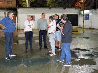 """La ONG """"Pepe Mujica"""" recibe asistencia del municipio"""