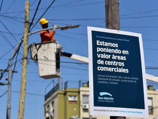Entre libertarios algoritmizados y el trabajo para la comunidad, en San Martín no dudan