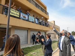 Alberto Fernández entregó 11.000 viviendas