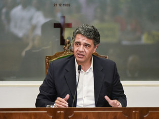 "Jorge Macri: ""espero que me atiendan el teléfono"""