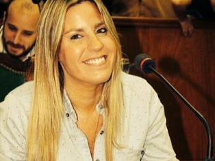 Jorge Macri no entrega la dama, la muestra con orgullo