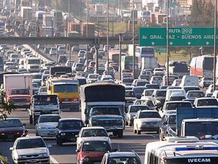 Inseguridad sin freno: más de 300 robos por día en autopistas