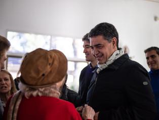 Jorge Macri con un triunfo (53,90%) amargo y desmadre nacional y provincial