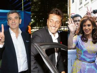 """Cristina, Massa y Ranadazzo coinciden: """"Macri, cambie, escuche a la gente que está sufriendo mu"""