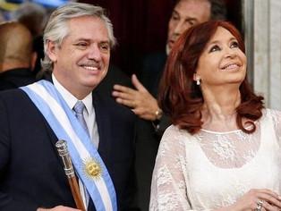 EE.UU mirá Pa'Cá, Pa' Argentina