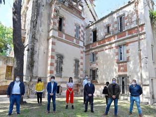 Diputados aborda la cesión del palacio Otamendi para San Fernando