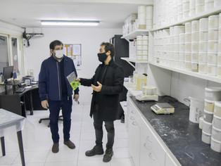 Fernando Moreiracon un ojo en las Pymes y otro en la salud de la población