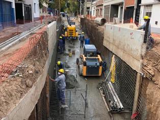 San Fernando no llora, avanza con el Túnel de Martín Rodríguez