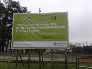 """Macri concentrado en el """"asfalto electoral""""; Paraná espera respuesta"""