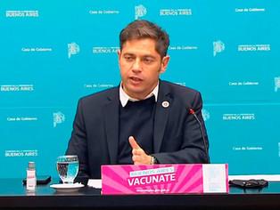 Kicillof acusó recibo: nuevo gabinete con más cuño político y territorialidad