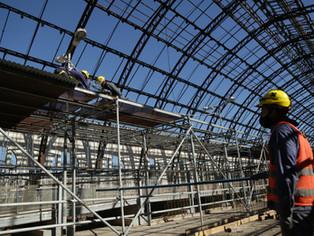 Frenadas por Macri: nuevas obras en la terminal de trenes de La Plata