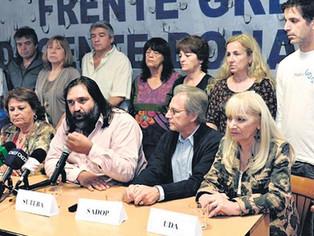 Vidal cedió al reclamo docente