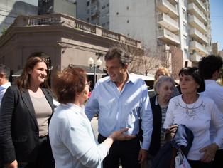 """Para Massa, Macri gobierna para los ricos: """"tenemos la obligación de atender al pueblo"""""""