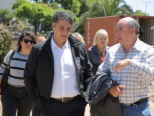Remiseros furiosos con Jorge Macri