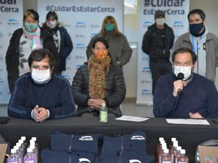 Maldita herencia: de un San Martín tecnológico, al de garantizar un plato de comida para 100.000 per