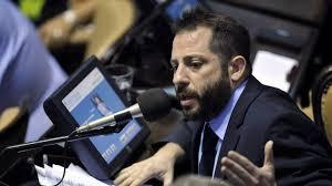 José Ottavis en gesto militante le disputa la elección a Randazzo
