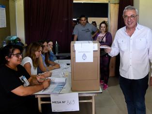 Votó en Julio Zamora: el país se encamina hacia un sendero más virtuoso