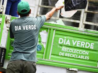 Vicente López, hoy, sin recolección de basura