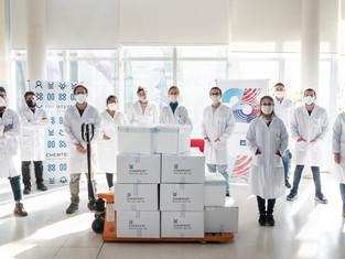 San Martín en la vanguardia científica: instala Laboratorio de Biología Molecular para testeo rápido