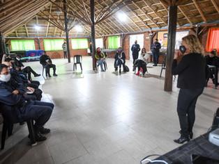 San Fernando capacitó a personal policial sobreviolencia de género
