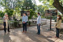 San Isidro: prometen una nueva Plaza Mitre