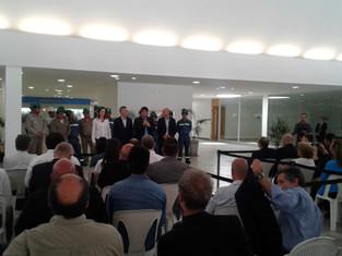 Mauricio Macri: estamos por el buen camino, pase lo que pase en el mundo, dependemos de nosotros