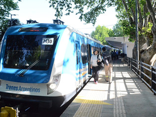 Cronograma especial de trenes: no para en todas las estaciones