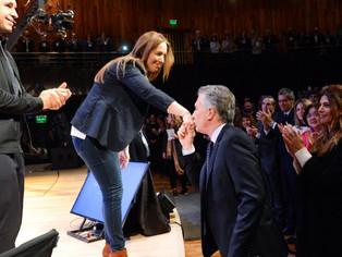 Macri y Vidalse despiden como llegaron, con tarifazos y mintiendo