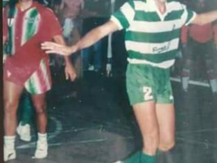 Sí, el Diego jugó en el club Sarmiento de Olivos