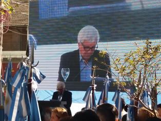 Andreotti repudió el golpe en Bolivia y cuestiona negacionismo macrista