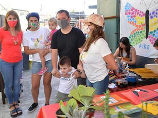 La Asociación A.I.R.E de Don Torcuato presentó nueva sede