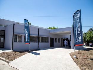 En días más, comienza la atención en el nuevo Centro de Salud de Villa Adelina
