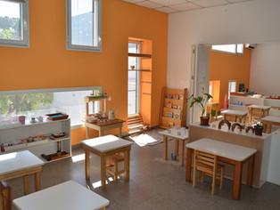 Pedagogía Montesori en jardines municipales de Vicente López