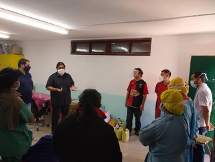 El Nuevo Mas se solidariza con Hospital Belgrano