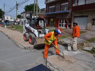 San Martín renueva las vías de ingreso