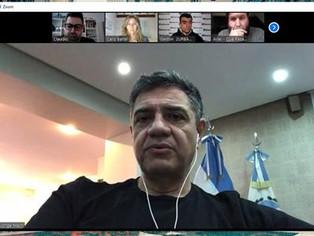 """Jorge Macri ante el COVID: """"estamos en un puente colgante, de esto salimos todos juntos"""""""