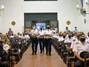 Tigre honró la memoria de policías fallecidos por COVID