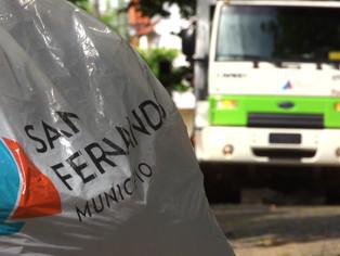 Municipios: cronograma de recolección de residuos