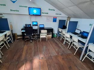 San Isidro: pandemia, virtualidad y Punto Digital van de la mano
