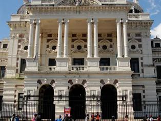 La Universidad de San Martín al frente de la restauración de la Casa de Gobierno de La Plata