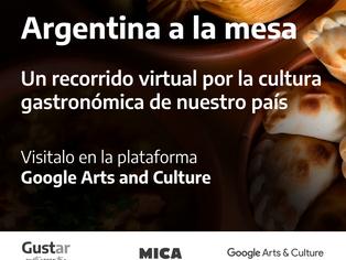 """""""Argentina a la mesa"""": los mejores platos del país se pueden conocer on line"""
