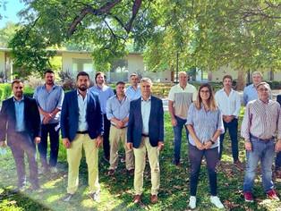"""La Agrupación """"La Territorial"""", los menos talibanizados de JxC, se reunieron con Mauricio Macri"""