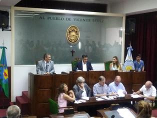 Jorge Macri abrió Sesiones y el paraguas