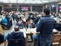 El presidente de la UCR levantó la copa (rota) en Vicente López
